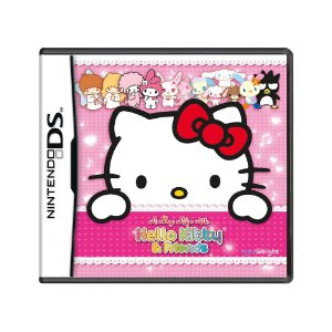 Jogo Loving Life with Hello Kitty & Friends - DS
