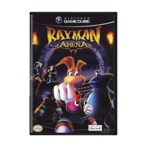 Jogo Rayman Arena - GameCube