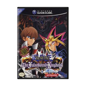 Jogo Yu-gi-oh! The Falsebound Kingdom - GameCube