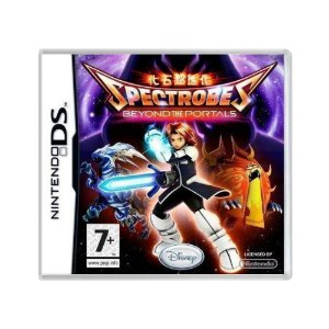 Jogo Spectrobes: Beyond The Portals - DS (Europeu)