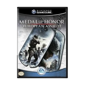 Jogo Medal of Honor: European Assault - GameCube (Europeu)