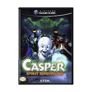Jogo Casper: Spirit Dimensions - GameCube