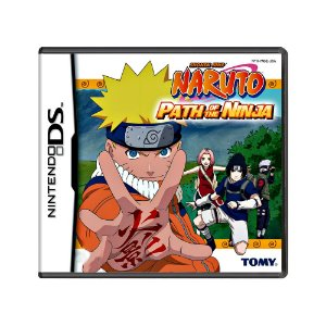 Jogo Naruto: Path of the Ninja - DS