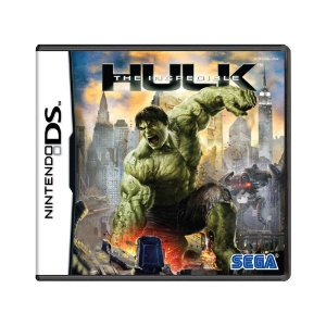 Jogo The Incredible Hulk - DS