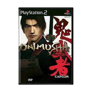 Jogo Onimusha: Warlords - PS2