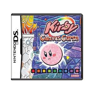 Jogo Kirby: Canvas Curse - DS