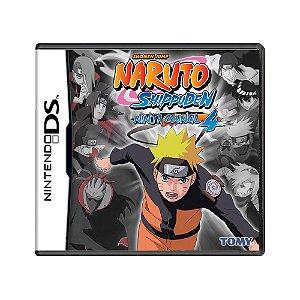 Jogo Naruto Shippuden: Ninja Council 4 - DS