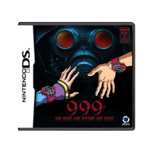 Jogo 999: Nine Hours, Nine Persons, Nine Doors - DS