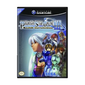 Jogo Phantasy Star Online Episode III: C.A.R.D. Revolution - GameCube
