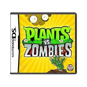 Jogo Plants vs. Zombies - DS