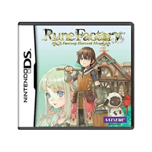 Jogo Rune Factory: A Fantasy Harvest Moon - DS