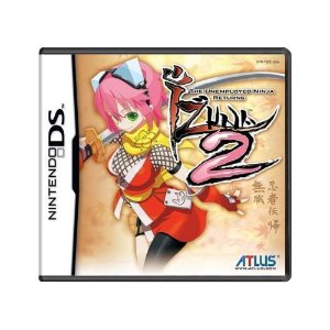 Jogo Izuna 2: The Unemployed Ninja Returns - DS