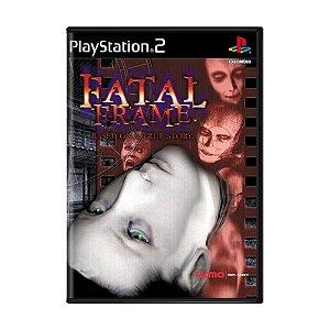 Jogo Fatal Frame - PS2