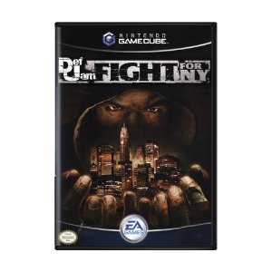 Jogo Def Jam: Fight for NY - GameCube