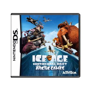 Jogo Ice Age: Continental Drift Arctic Games - DS