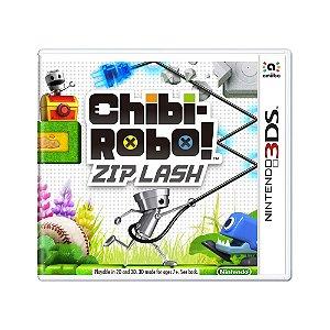 Jogo Chibi-Robo! Zip Lash - 3DS