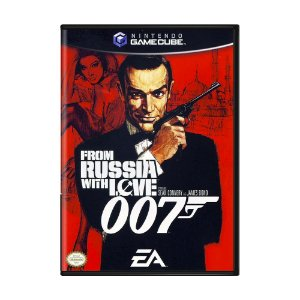 Jogo James Bond 007: From Russia with Love - GameCube