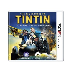 Jogo The Adventures Of Tintin: The Game - 3DS