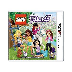 Jogo LEGO Friends - 3DS