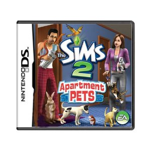 Jogo The Sims 2: Apartment Pets - DS