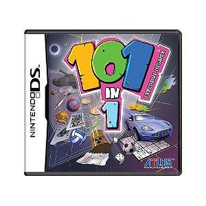 Jogo 101-in-1 Explosive Megamix - DS