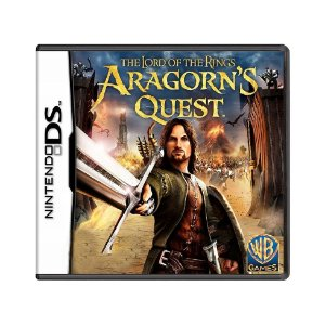 Jogo The Lord of the Rings: Aragorn's Quest - DS
