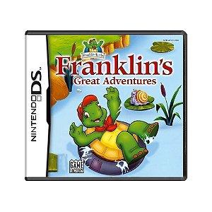 Jogo Franklin's Great Adventures - DS