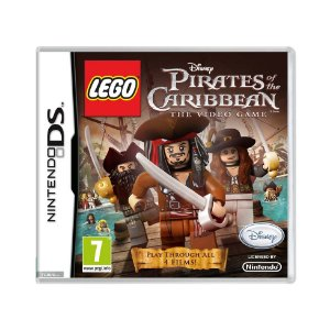 Jogo LEGO Pirates of the Caribbean: The Video Game - DS (Europeu)