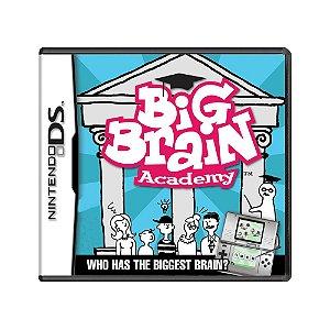 Jogo Big Brain Academy - DS