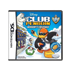 Jogo Club Penguin: Herbert's Revenge - DS