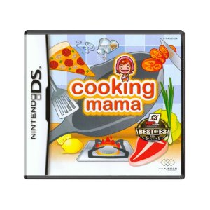 Jogo Cooking Mama - DS
