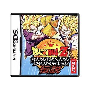 Jogo Dragon Ball Z: Harukanaru Densetsu - DS