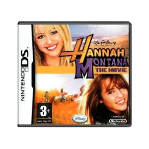 Jogo Hannah Montana: The Movie - DS (Europeu)