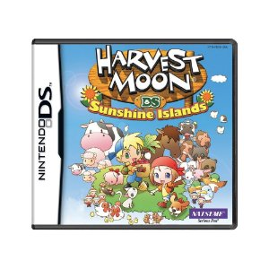 Jogo Harvest Moon: Sunshine Islands - DS