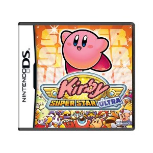 Jogo Kirby: Super Star Ultra - DS
