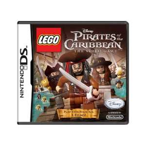Jogo LEGO Pirates of the Caribbean: The Videogame - DS