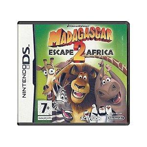 Jogo Madagascar: Escape 2 Africa - DS (Europeu)