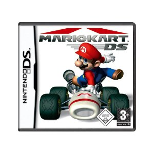Jogo Mario Kart - DS (Europeu)