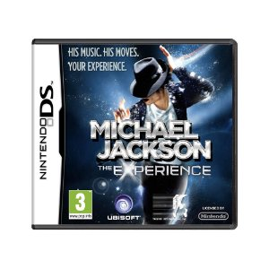Jogo Michael Jackson: The Experience - DS (Europeu)