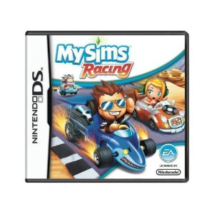 Jogo My Sims Racing - DS