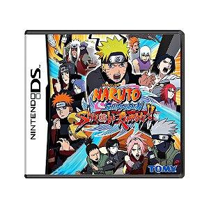 Jogo Naruto Shippuden: Shinobi Rumble - DS