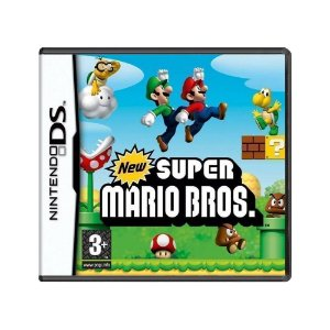 Jogo New Super Mario Bros. - DS