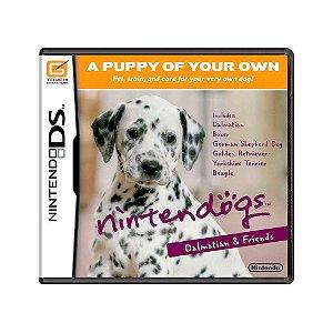 Jogo Nintendogs: Dalmatian & Friends - DS