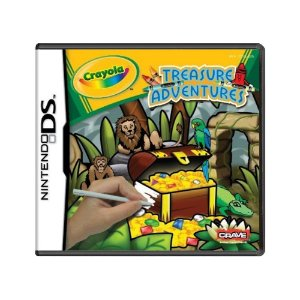 Jogo Treasure Adventures - DS