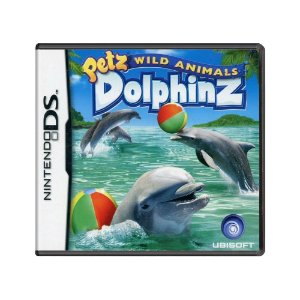 Jogo Petz Wild Animals: Dolphinz - DS