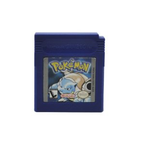 Jogo Pokémon: Blue Version - GB [Nacional]