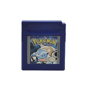 Jogo Pokémon: Blue Version - GB [Nacional]