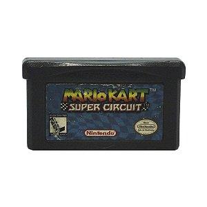 Jogo Mario Kart: Super Circuit - GBA [Nacional]