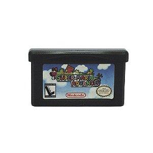 Jogo Super Mario Advance - GBA [Nacional]