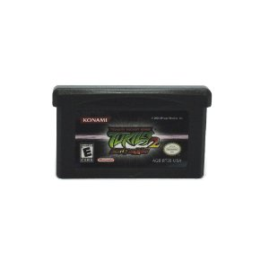 Jogo Teenage Mutant Ninja Turtles 2: Battlenexus - GBA
